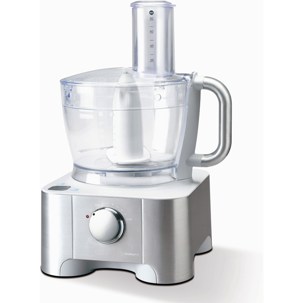 12 Cup Induction Motor Food Processor/Blender/Scale