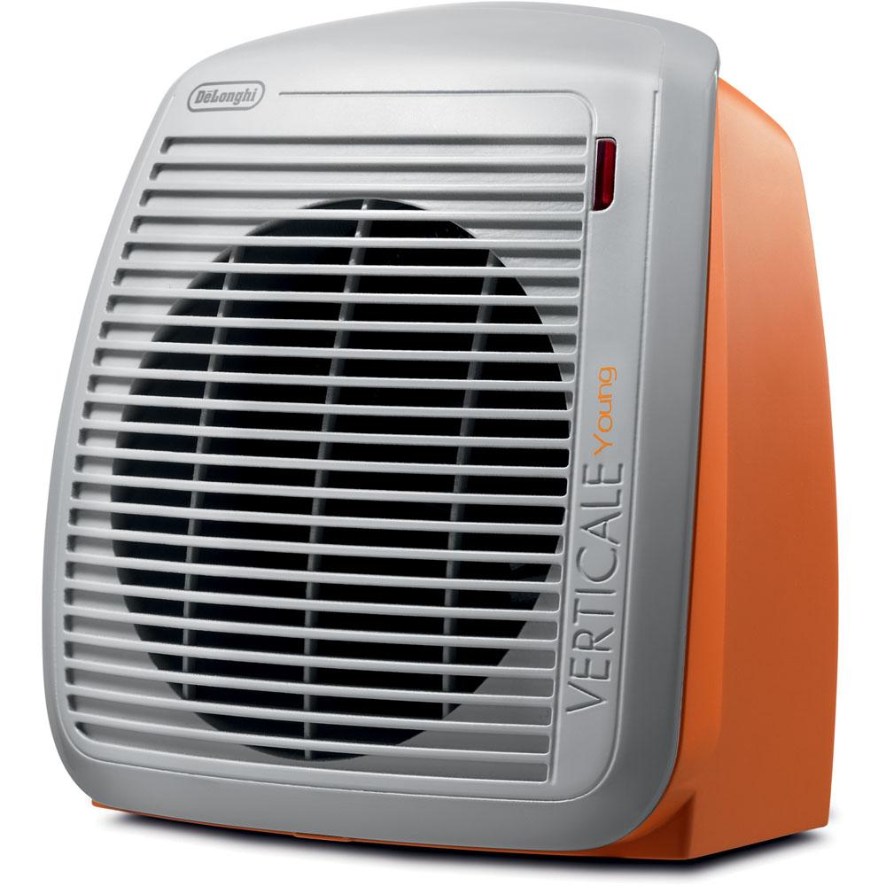 HVY1030OR 1500-Watt Fan Heater - Orange with Gray Face Plate