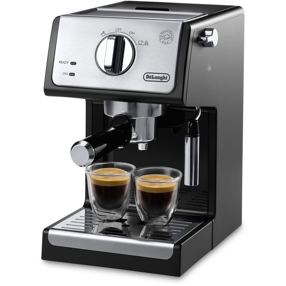 15-Bar Pump Espresso and Cappuccino Machine