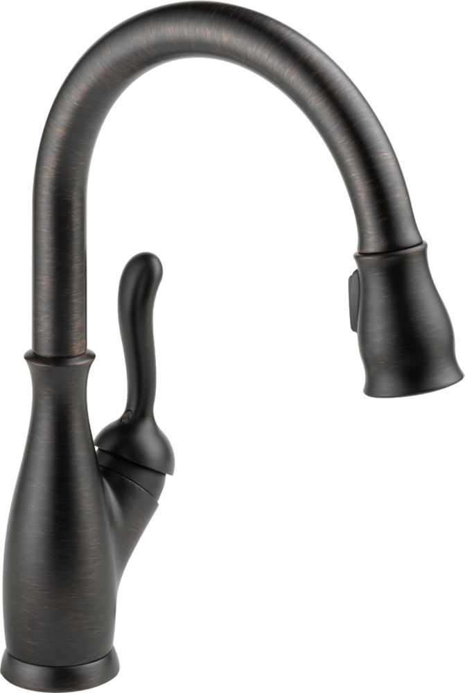 California Energy Commission Registered Lead Law Compliant 1.8 1 Handle 1/3H Pull Down Kitchen Faucet