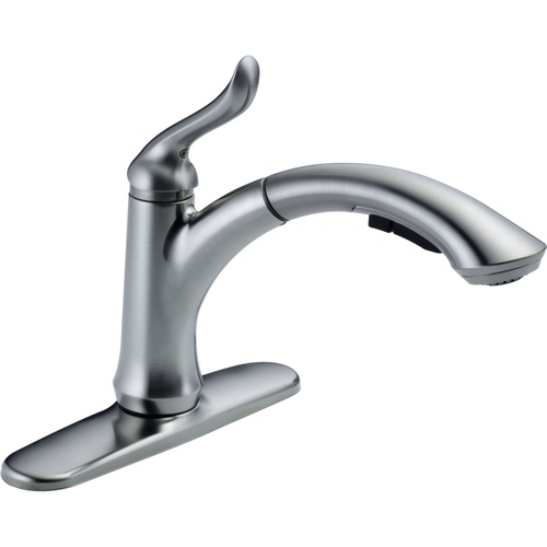 California Energy Commission Registered Lead Law Compliant 1 Handle Pullout Kitchen Faucet ARST 1.5