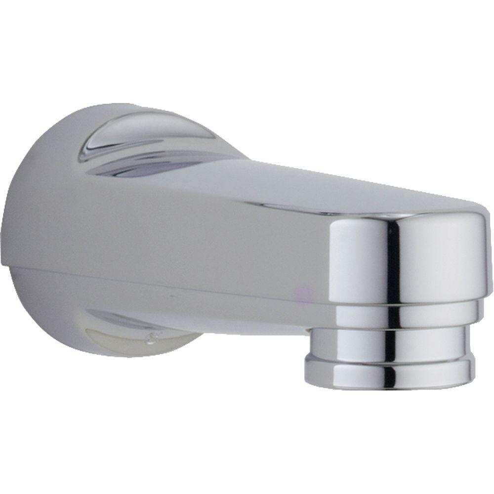 California Energy Commission Registered Diverter Bath Spout Polished Chrome