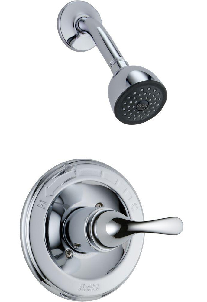 Classic Monitor® 13 Series Shower Trim, Chrome