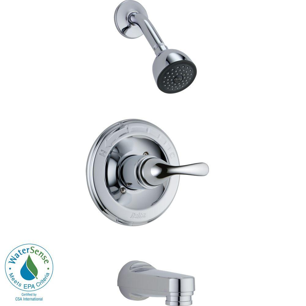 California Energy Commission Registered 2 1 Handle Lever Tub and Shower Faucet Trim Pressure Balance
