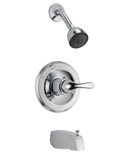 2.00 GPM Monitor® 13 Series Tub and Shower Trim, Chrome