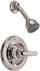 DELTA� CLASSIC TRACT PACK SHOWER TRIM KIT, CHROME, 2.0 GPM