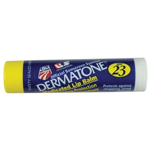 Dermatone SPF 23 Medicated Lip Balm 0.15 oz,