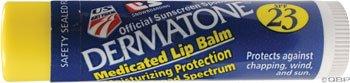 Dermatone Lipstick SPF 23 with Keyclip, 0.15