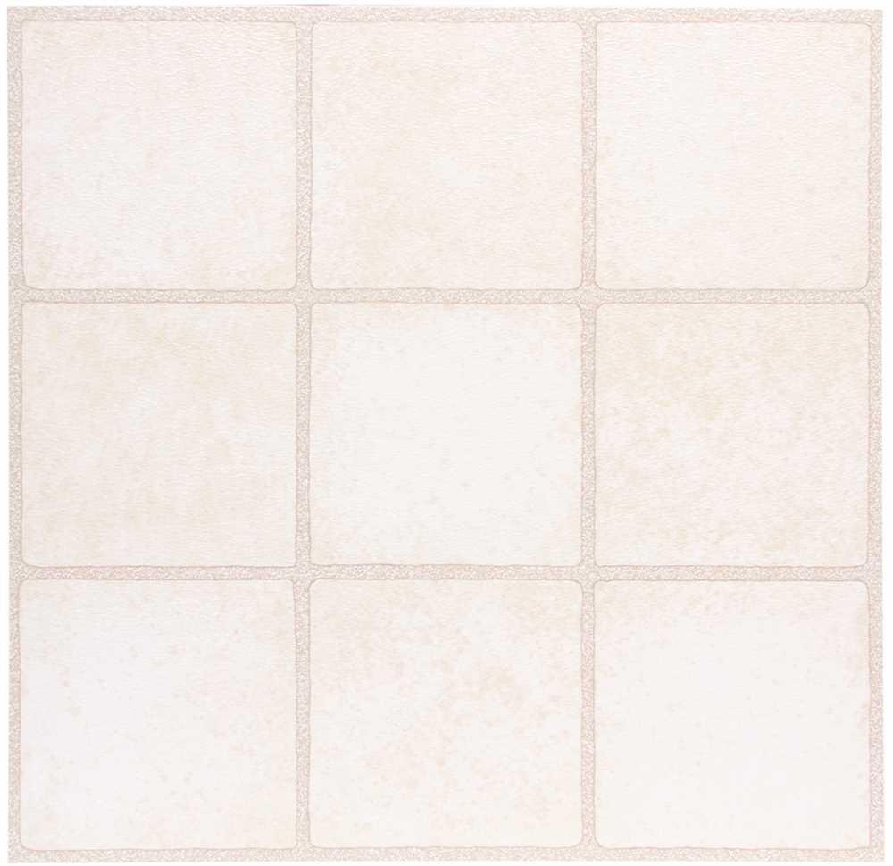 Winton Self-Adhesive Vinyl Floor Tile, 12X12 In., 1.1 mm, Sand