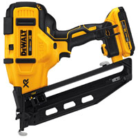 NAILER FINISH ANGLED 16GA 20V