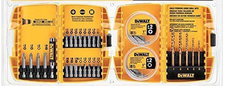 DRILL/DRIVER KIT CONTRCTR 53PC