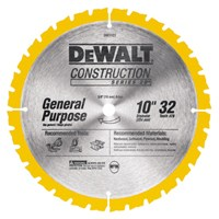 10IN 32THT Circular SAW BLADE