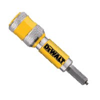 Dewalt DW2700 Split Point Bit Holder, 5/16 in Flip Drive
