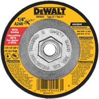 4-1/2X1/4 METAL CUTTING WHEEL
