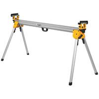 DeWalt DWX723 Heavy Duty Universal Miter Saw Stand, 16 ft, 500 lb, Aluminum