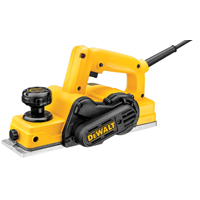 Dewalt D26676 Portable Corded Hand Planer, 120 V, 5.5 A, 1/16 in D Planning, 17000 rpm