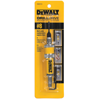 DeWalt DW2701 Drill/Drive Unit, 1 Pieces, 5/16 in Shank, Steel, Black Oxide, Yellow