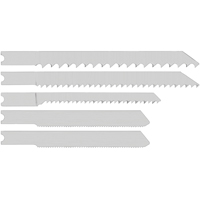 25 Piece JIGSAW BLADE SET