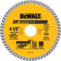 4-1/2 DRY CUT DIAMOND BLADE