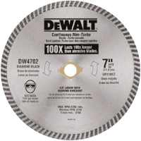 BLADE SAW DRY CUT DIAMOND 7IN