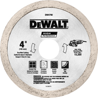 CUTOFF WHEEL 4IN TILE BLADE