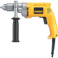 Dewalt DW235G Heavy Duty Corded Drill, 120 V, 7.8 A, 600 W, 1/2 in Keyed Chuck, 0 - 850 rpm