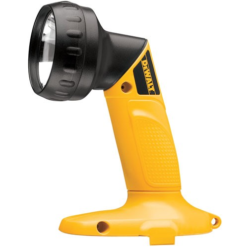 Dewalt DW908 Cordless Flashlight, 18 V, Xenon, 3 hr