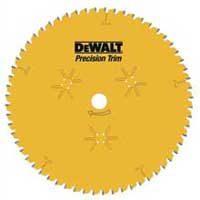 DeWalt 10 in. 60T Smooth Crosscutting Saw Blade