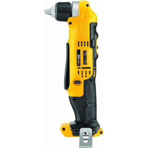20 VOLT MAX LITHIUM ION 3/8 IN. RIGHT ANGLE DRILL/DRIVER, TOOL ONLY