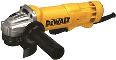 DEWALT� SMALL ANGLE GRINDER, NO LOCK-ON, 4-1/2 IN.