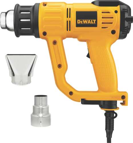 Heavy-Duty Heat Gun with LCD Display