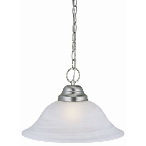 Millbridge 1-Light Pendant, Oil Rubbed Bronze