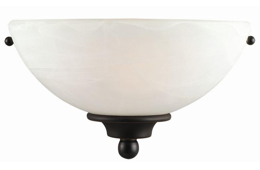 Millbridge 2-Light Wall Sconce, Oil Rubbed Bronze