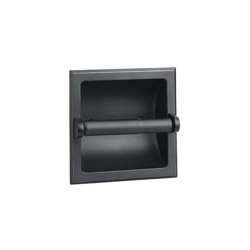 Millbridge Recessed Toilet Paper Holder, Oil Rubbed Bronze