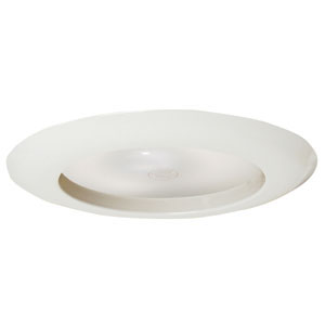 6-Inch Recessed Lighting Narrow Trim, White