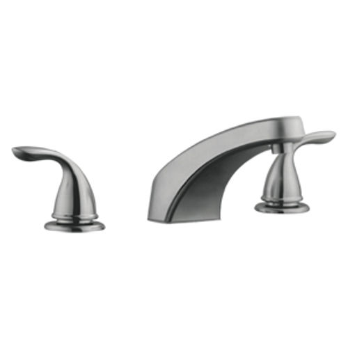 Ashland Roman Tub Faucet, Satin Nickel