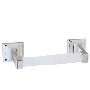 Millbridge Toilet Paper Holder, Polished Chrome