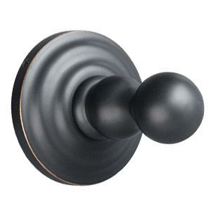Calisto Robe Hook, Oil Rubbed Bronze