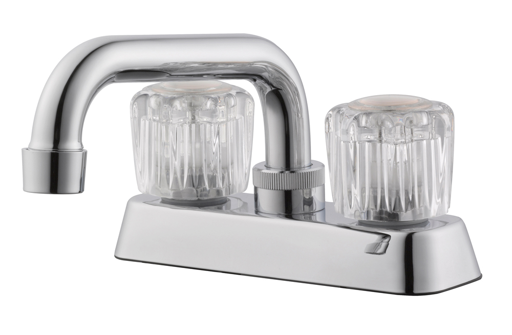 Design House 545731 Ashland Laundry Tub Faucet, Polished Chrome