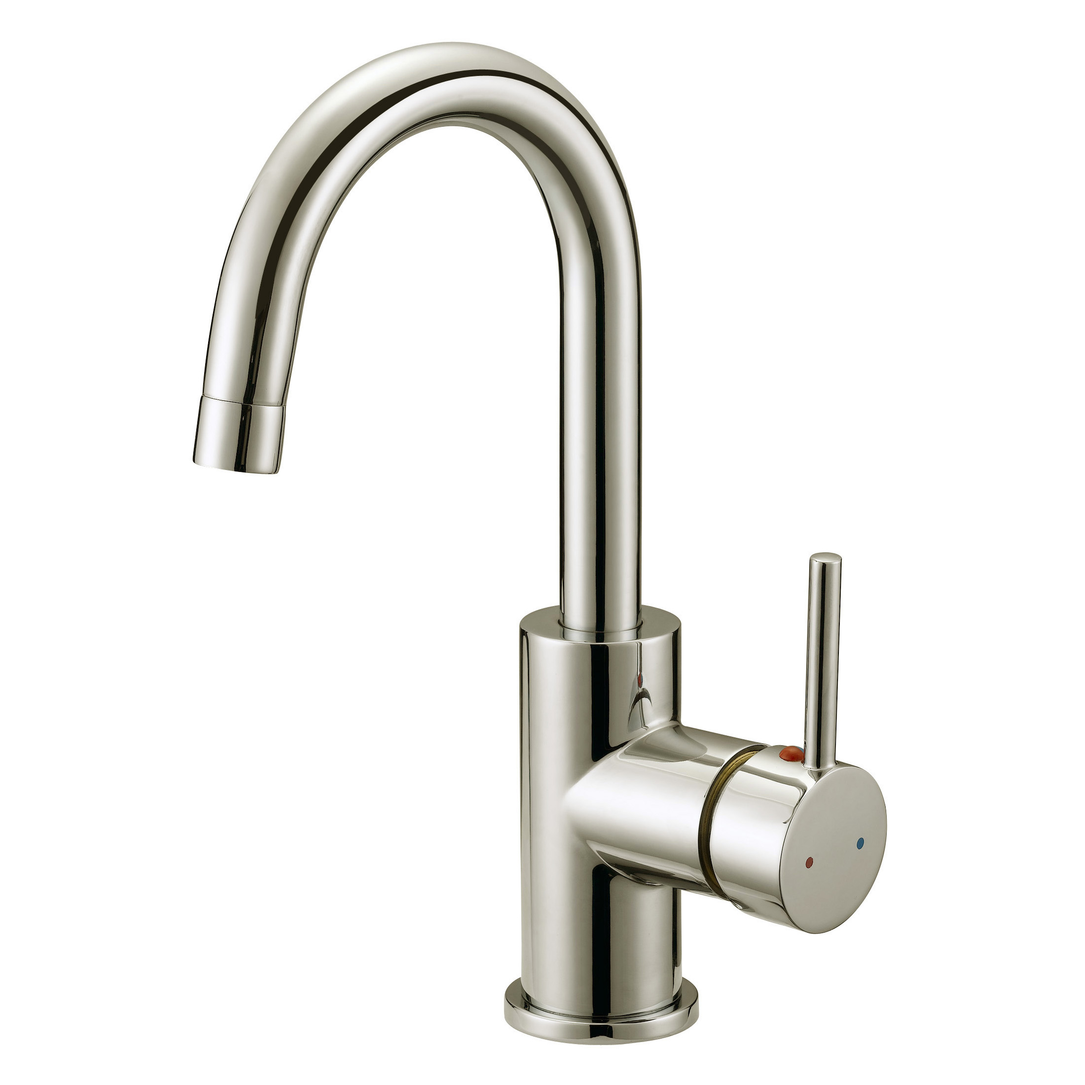 Design House 547570 Eastport Single Handle Bar Faucet, Satin Nickel Finish