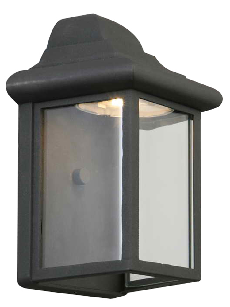 Design House 578419 Montrose LED Outdoor Wall Light, Black