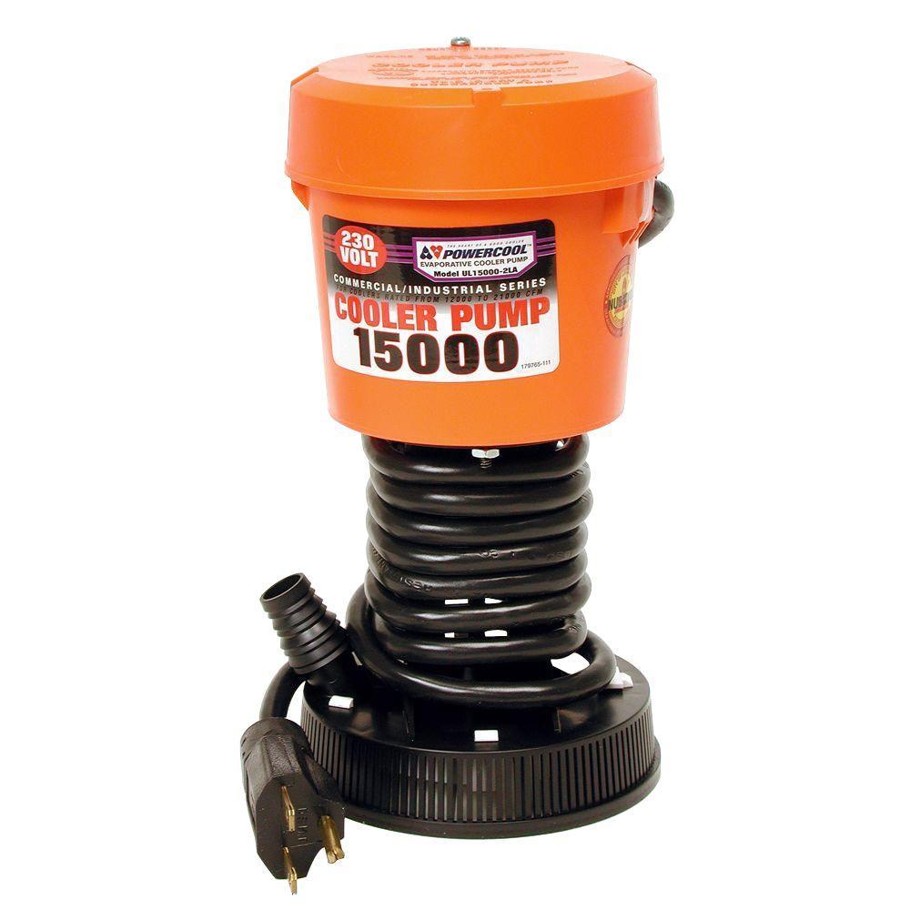 1396 UL15000-2LA 230V CON PUMP