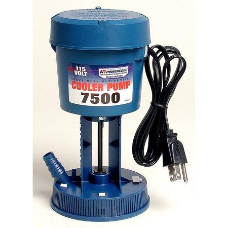 1175 UL7500 115V CON PREM PUMP