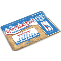 Aspen Snow-Cool 44 IP Premier Cooler Pad, 24 in L X 27 in W, For Use With Evaporative Coolers