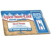 Aspen Snow-Cool 12 IP Premier Cooler Pad, 28 in L X 32 in W, For Use With Evaporative Coolers