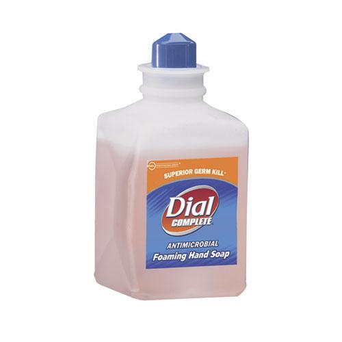 Dial Complete Foaming Refill Cartridge - 1 L, 6/cs,