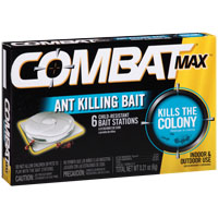 BAIT STATION QK ANT KILL 6CT
