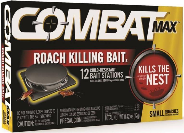 BAIT ROACH SMALL KILL MAX 12CT