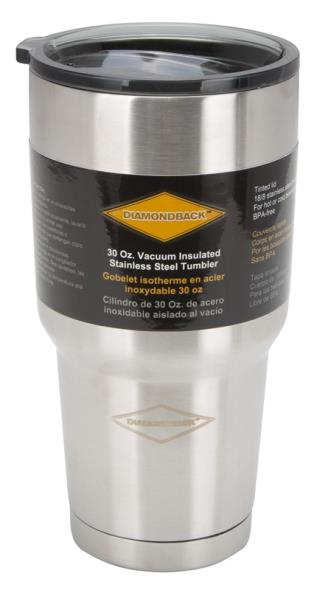 VACUUM INSULATED TUMBLER 30OZ