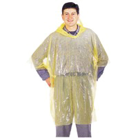 Diamondback 1743B Emergency Poncho, 52 x 80 Inch